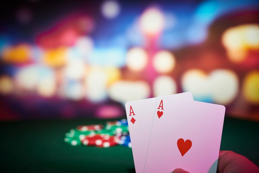 Delaware Park Poker Tournament