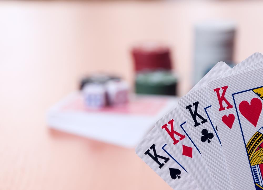 Poker Hands Order Strength